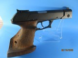 Rare Set of a HK P9S Sport Group III and a P9S cal 9mm pistol with identical S/N - 9 of 15