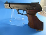 Rare Set of a HK P9S Sport Group III and a P9S cal 9mm pistol with identical S/N - 6 of 15
