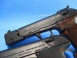 Rare Set of a HK P9S Sport Group III and a P9S cal 9mm pistol with identical S/N - 4 of 15