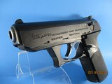 Rare Set of a HK P9S Sport Group III and a P9S cal 9mm pistol with identical S/N - 14 of 15