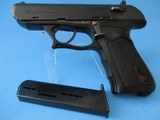 "Excellent HECKLER & KOCH, Model P9S ""Combat"", cal 9mm Luger, Semi-auto Pistol with German Manual"
