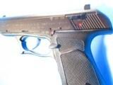"Excellent HECKLER & KOCH H-K P9S ""Combat"" cal 9mm Para semi-auto pistol - 9 of 15"