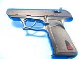 "Excellent HECKLER & KOCH H-K P9S ""Combat"" cal 9mm Para semi-auto pistol - 1 of 15"