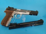 EXTREMELY RARE 9mm Walther P88 Champion Target Pistol w. .22LR Target Conversion System - MINT! - 9 of 15