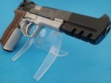 EXTREMELY RARE 9mm Walther P88 Champion Target Pistol w. .22LR Target Conversion System - MINT! - 8 of 15
