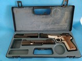 EXTREMELY RARE 9mm Walther P88 Champion Target Pistol w. .22LR Target Conversion System - MINT! - 5 of 15