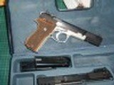 EXTREMELY RARE 9mm Walther P88 Champion Target Pistol w. .22LR Target Conversion System - MINT! - 2 of 15