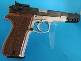 EXTREMELY RARE 9mm Walther P88 Champion Target Pistol w. .22LR Target Conversion System - MINT! - 12 of 15