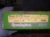 Remington 870 NIB 1977 410 gauge - 1 of 5