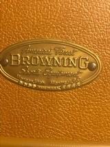 Browning Hartman Case For 22 Break Down - 2 of 7