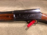 Browning A5 20 FIRST YEAR 1958 - 12 of 14