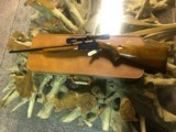 1959 Browning 22 LR With 4X Reiel Scope 99+% PRISTINE