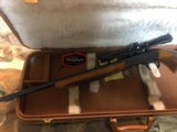 1959 Browning 22 LR With 4X Reiel Scope 99+% PRISTINE - 3 of 15
