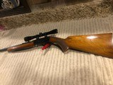 1959 Browning 22 LR With 4X Reiel Scope 99+% PRISTINE - 4 of 15