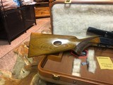 1959 Browning 22 LR With 4X Reiel Scope 99+% PRISTINE - 13 of 15
