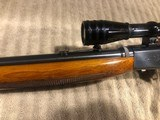 1959 Browning 22 LR With 4X Reiel Scope 99+% PRISTINE - 5 of 15