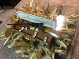 1959 Browning 22 LR With 4X Reiel Scope 99+% PRISTINE - 2 of 15