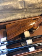 Browning A5 20 Two barrel set&case