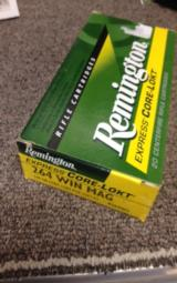 264 Winchester Mag Remington Core-Lokt - 1 of 1