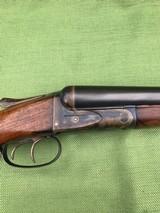 "12 Gauge A. H. Fox Sterlingworth with 32"" Barrels"