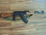 AK-47 Romarm WASR-10 7.62x39