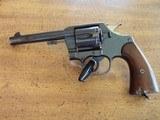 Colt Model 1909 DA .45 All Matching