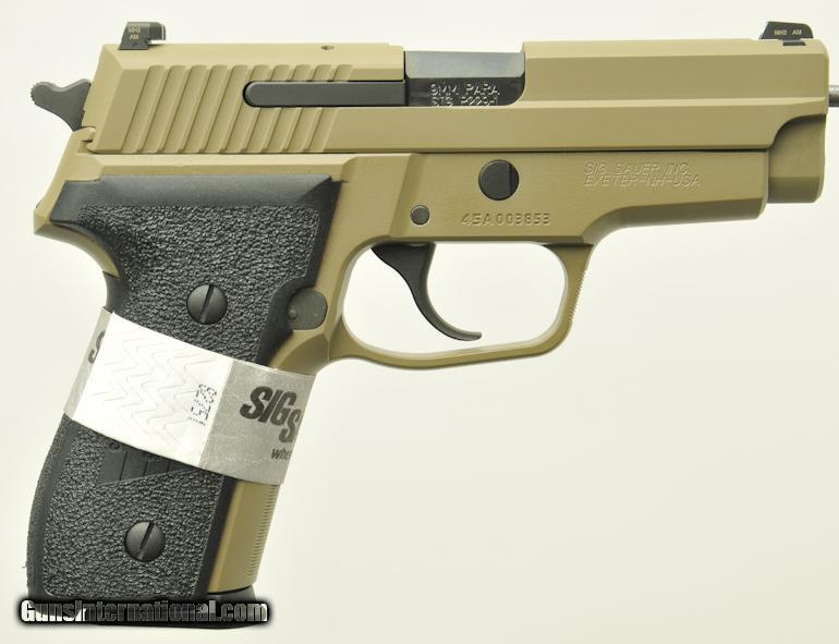 Sig Sauer M11-A1 Desert 9mm *NEW*