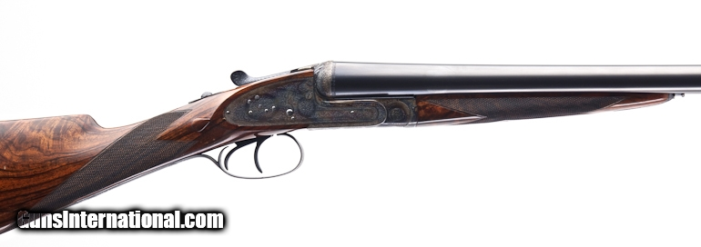 how to tell the age of a charles boswell shotgun