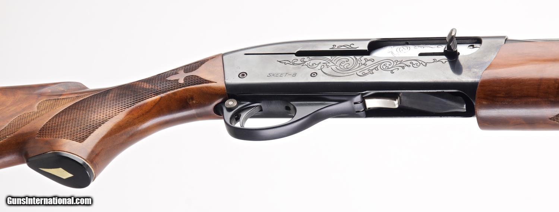 Remington 1100 serial number dating 10