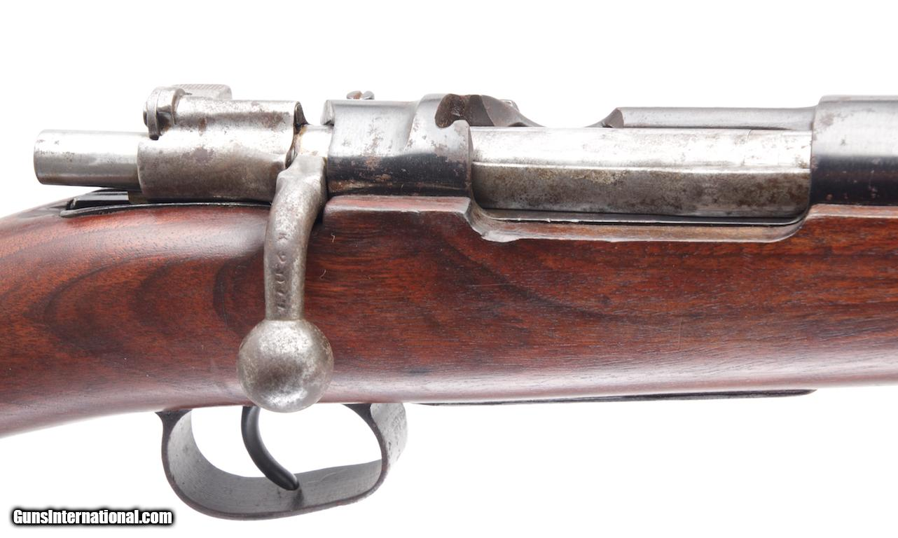 Oviedo Model 1916 7mm Bolt Action Rifle Spanish Mauser