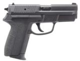 SIG PRO MODEL SP2340 .357 SIG CALIBER DA/SA SEMI-AUTO PISTOL WITH 3.9 IN. BBL., 2-12 RD. MAGAZINES, CASE, PAPERS & ACCESSORIES