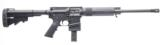 ANVIL ARMS/ROCK RIVER ARMS AA15 9MM CUSTOM SEMI AUTO RIFLE WITH 17 IN. BBL.