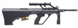MSAR MODEL STG 556 .223 REMINGTON SEMI-AUTO RIFLE WITH 16 IN. BBL., LIKE NEW IN BOX WITH PAPERS, ACCESSORIES & 3 MAGAZINES