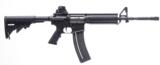 WALTHER/UMAREX COLT M4 OPS MODEL .22 LR SEMI-AUTO CARBINE WITH 16 IN. BBL., LIKE NEW IN BOX WITH PAPERS & 7x 30-RD. MAGAZINES