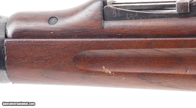 Springfield Armory Model 1896 30 40 Krag Antique Rifle