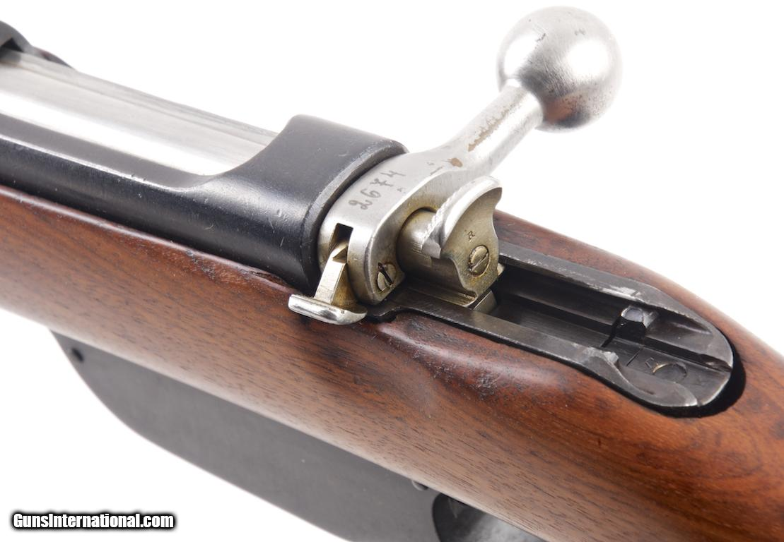 STEYR M95/34 8x56mmR BOLT ACTION RIFLE WITH 20 IN  BBL