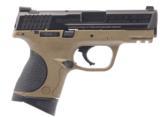 Smith & Wesson Model M+P 40C FDE .40 S+W Semi Automatic Pistol
