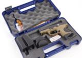 Smith & Wesson Model M+P 40C FDE .40 S+W Semi Automatic Pistol
