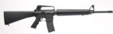"COLT AR-15 A2 SPORTER HBAR .223 REMINGTON/5.56 NATO SEMI-AUTO RIFLE WITH 20"" BARREL & 30 ROUND MAGAZINE"