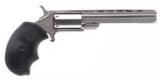 NORTH AMERICAN ARMS .22 LR / .22 WMR MINI MASTER SINGLE ACTION ONLY REVOLVER