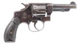 SMITH & WESSON MODEL HAND EJECTOR .32 LONG DOUBLE / SINGLE ACTION REVOLVER