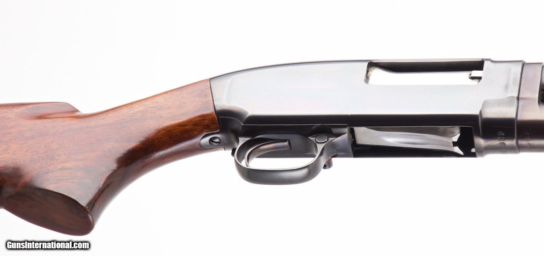 Winchester model 12 manual Action Slide spring