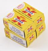 WESTERN SUPER X .22 LR RIMFIRE 40 GR. LUBALOY-COATED CARTRIDGES - 3.72 BOXES OF 50