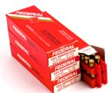 FEDERAL .223 REMINGTON 55 GRAIN SOFT POINT AMMO ; 4 BOXES OF 20