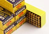 CANUCK (CIL) .22 LR STANDARD VELOCITY AMMO - 5 BOXES OF 50 CARTRIDGES