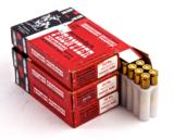 HORNADY FRONTIER .243 WINCHESTER 100 GR. INTERLOCK SPIRE POINT AMMO - 4 BOXES OF 20 CARTRIDGES