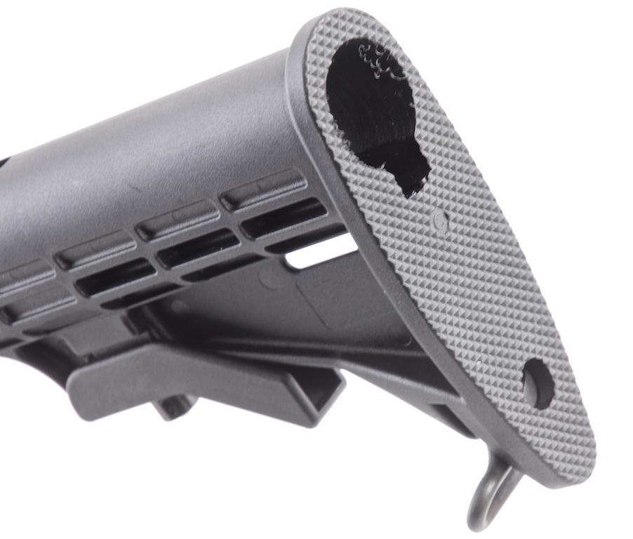 Bushmaster xm15 qrc mm semi auto carbine 16 barrel for 16 box auto