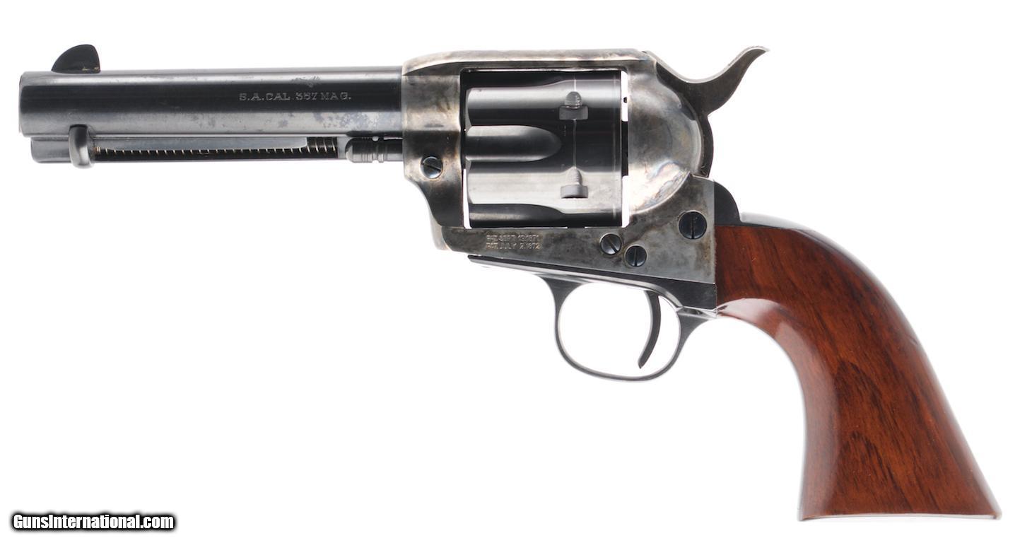 Revolver sale