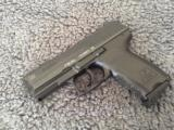 H&K P2000 9mm