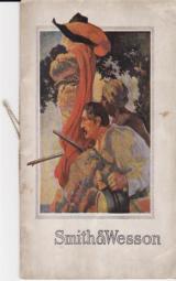 Orig. Smith & Wesson Revolvers catalog Circa 1914